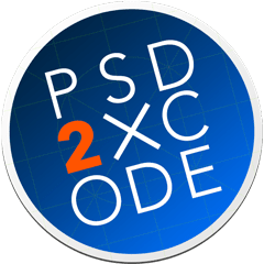 Psd2Xcode - Create your Xcode Storyboard, LaunchImage, Image Assets and App-Icons directly from a single Photoshop PSD file.