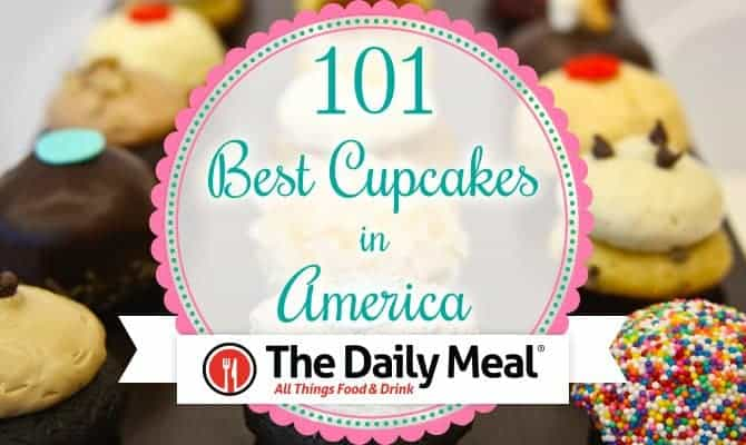 "JCakes voted #37 in ""101 Best Cupcakes in America"" Poll"