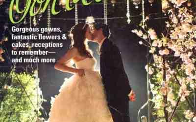 JCakes Featured in Connecticut Bride Magazine