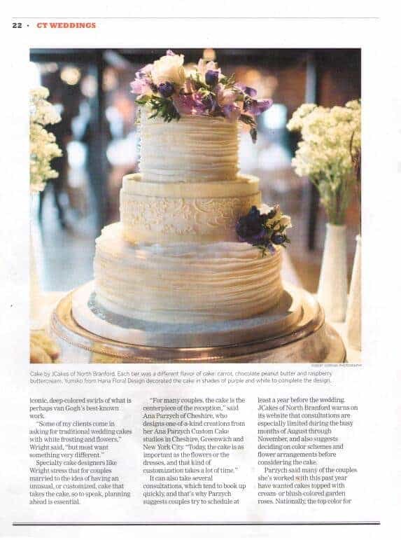 CT Weddings Winter/Spring Feature