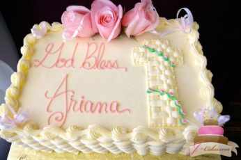 (2001) Communion Sheet Cake