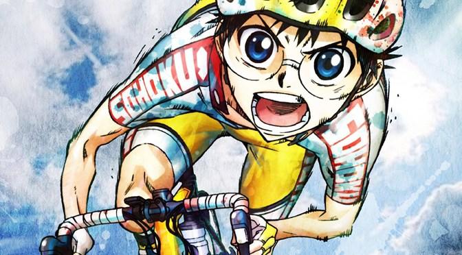 Yowamushi Pedal vol. 7 chap. 53-55 et vol.419-422