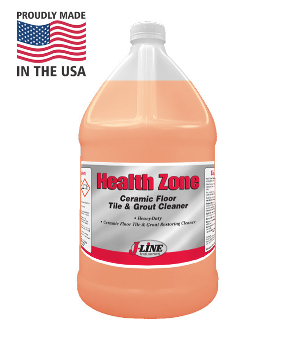 Health Zone Floor Tile and Grout Cleaner