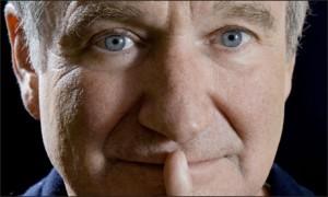 Robin Williams speaks French