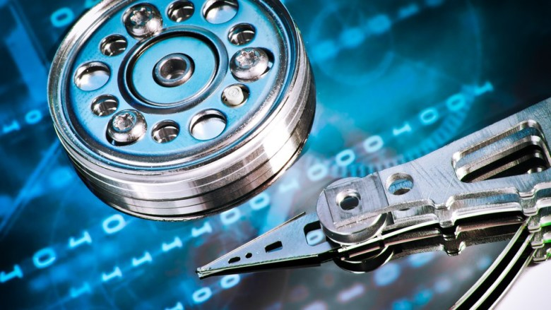 Self-Encrypting Drive