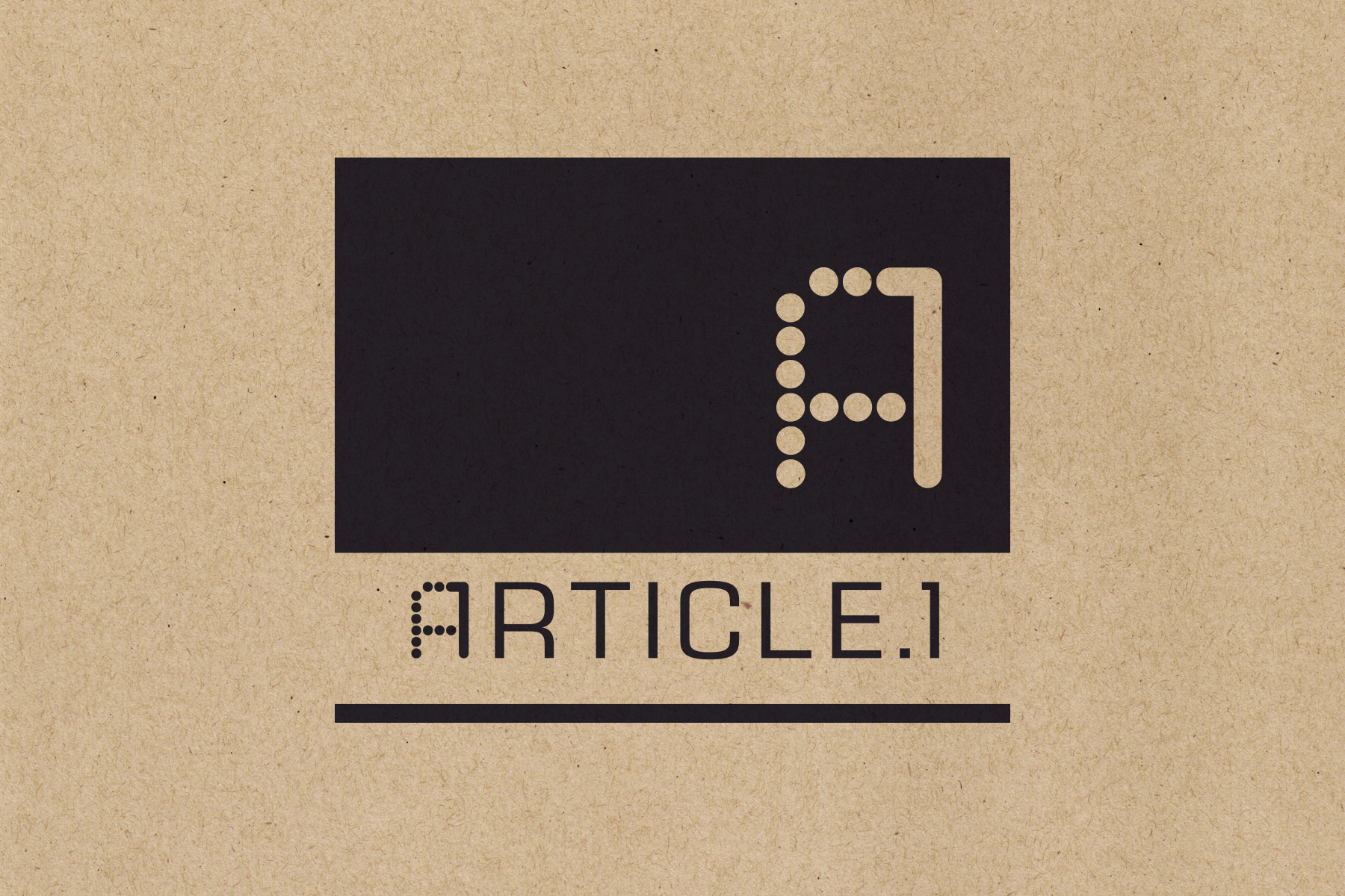 Article 1 logo