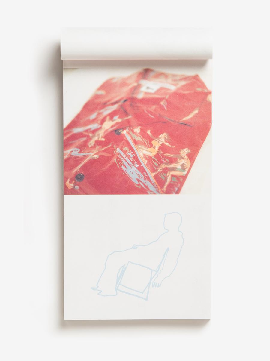 Modern Amusment Notepad