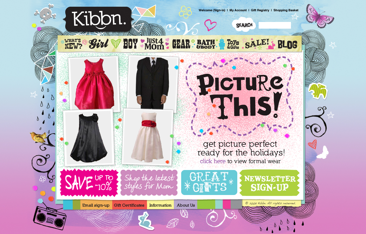 Kibbn website