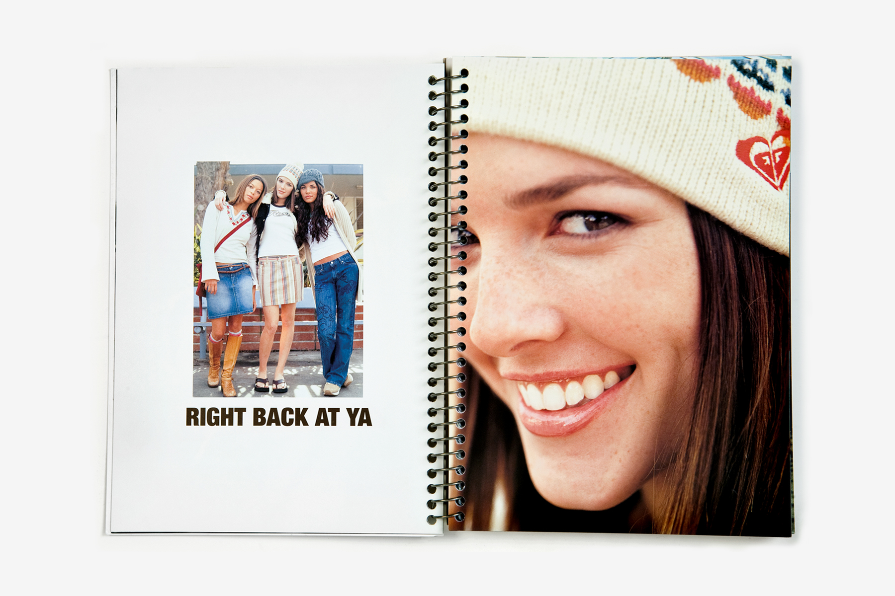 roxy notebook