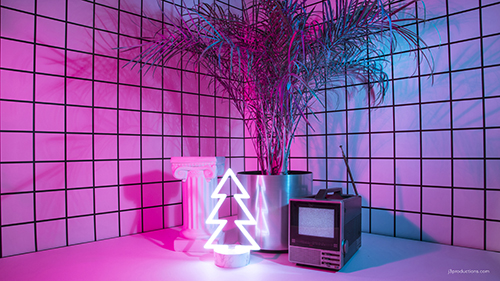 J3 Productions vaporwave