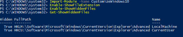 CustomizeWindows10-CodeExample