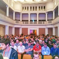 Opening ceremony at PSConfEU