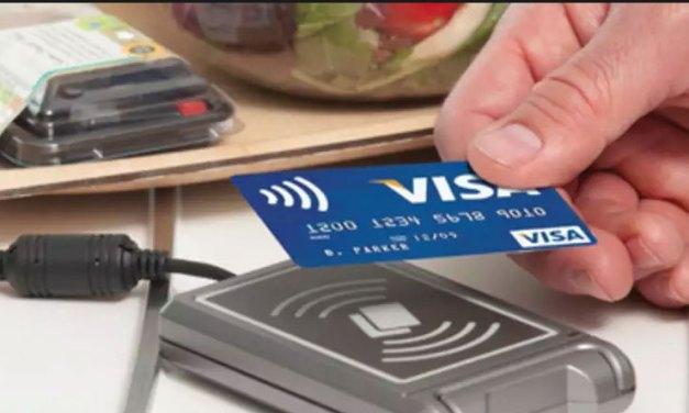 NFC를 이용한 영문 포스기 출퇴근기능 업데이트
