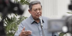 SBY Konpers IBAS Mundur. ©rumgapres/abror rizki