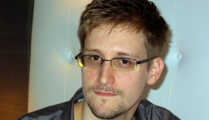 Pembocor dokumen NSA, Edward Snowden