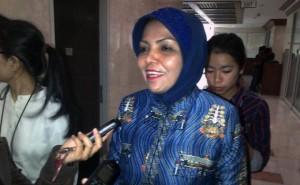 Ketua Fraksi Partai Demokrat Nurhayati Ali Assegaf