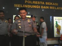 Bobotoh Persib Diamankan Polisi Gara-gara Bawa Sajam