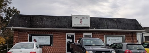 Commodore Recording Studio