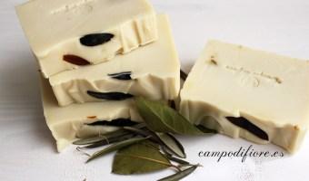 Receta de jabón de Castilla