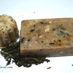 Receta de Jabón de té rojo