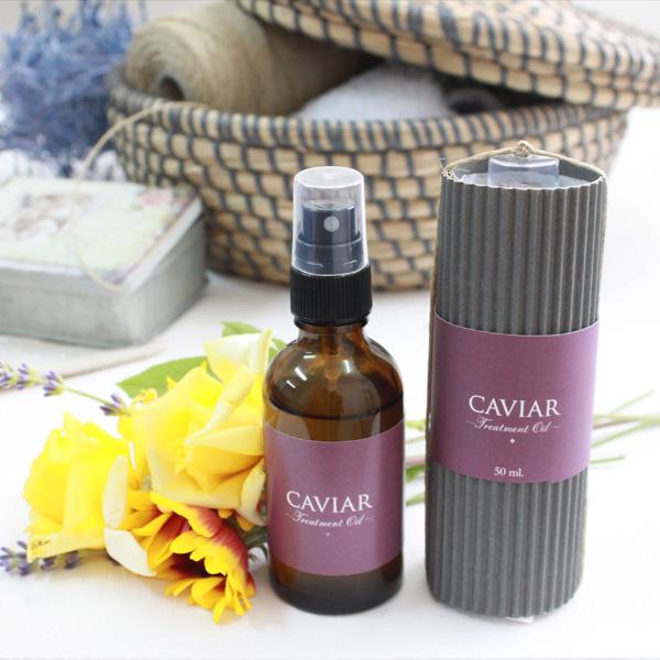 Aceite de caviar de Campo di fiore