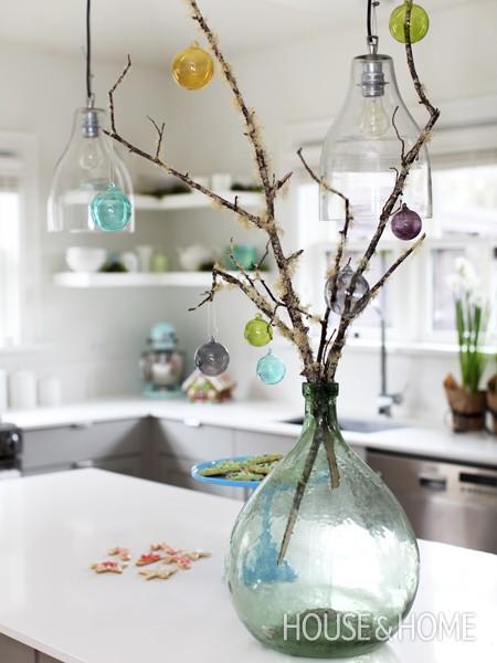arbol de navidad en miniatura