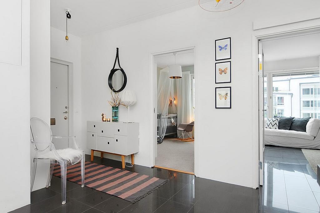 Apartamento de 85 metros cuadrados - entrada 2
