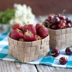 DIY – Hacer Cestas de fruta con papel