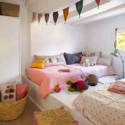 hacer guirnaldas para decorar una habitación