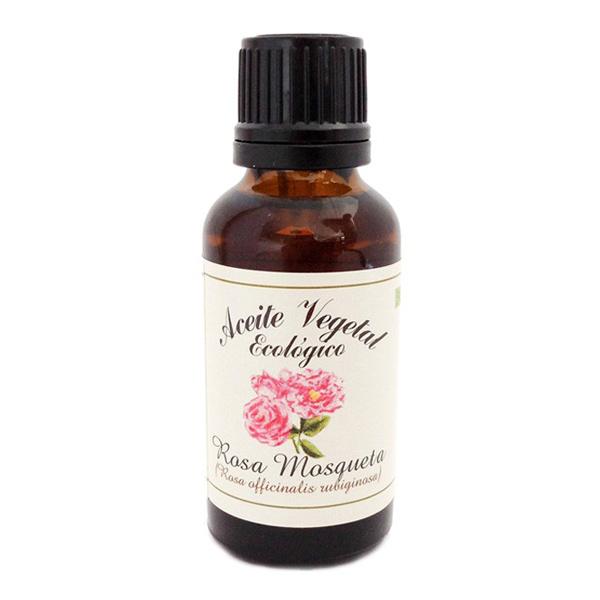 Aceite de rosa mosqueta ecológico