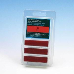 Colorante para jabones de glicerina