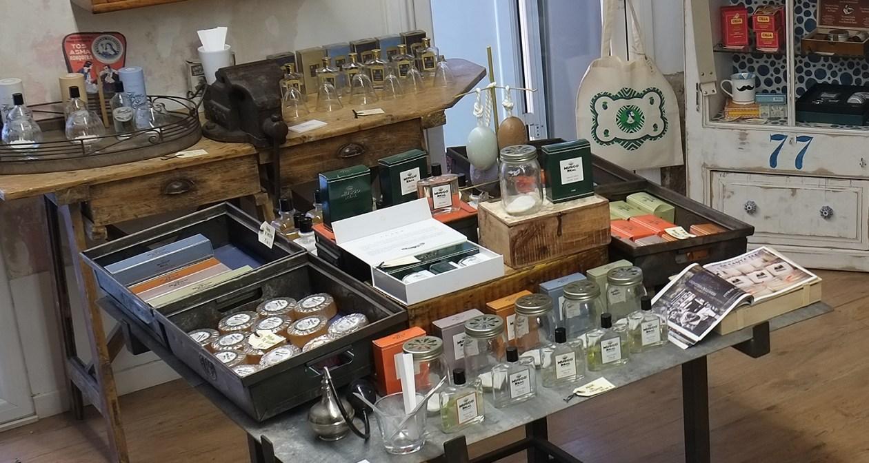 Isidro Cosmetic Shop - detalle tienda