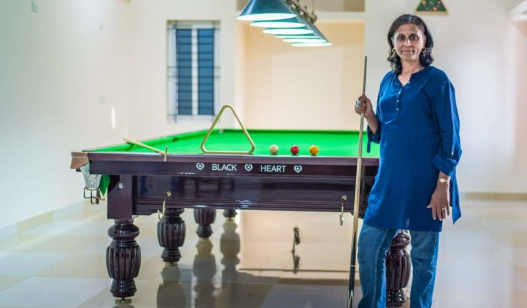 Billiards – An Inspiring Interview with Billiards Champion Revanna Umadevi