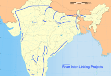 National Water Grid, Interlinking of Rivers in India