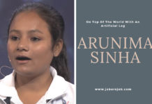 Arunima-sinha, Arunima-sinha biography, Arunima-sinha real story