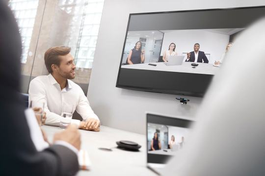 How video collaboration is changing the face of business
