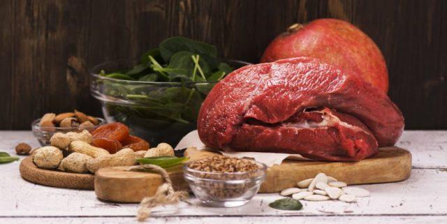 Rezultat slika za anemija meso