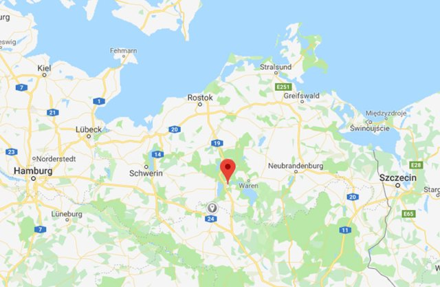 Dva vojna zrakoplova sudarila se na sjeveru Njemačke 1