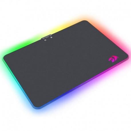 tapis de souris gaming redragon aurora rgb p010