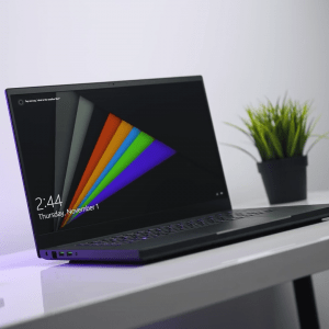 "Razer Blade 15: World's Smallest 15.6"" Gaming Laptop - 60Hz Full HD Thin Bezel - 8th Gen Intel Core i7-8750H 6 Core - NVIDIA GeForce GTX 1060 Max-Q - 16GB RAM - 128GB SSD + 1TB HDD - Windows 10"