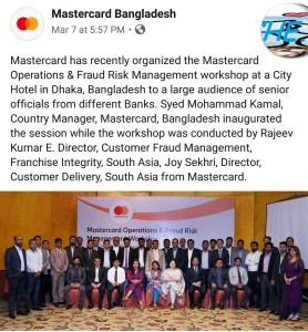 MasterCard Bangladesh
