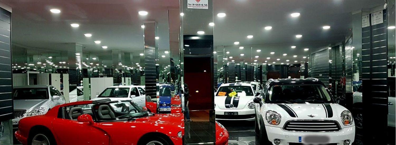 Compra venta coches