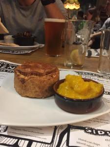 Pork pie - proper recovery...