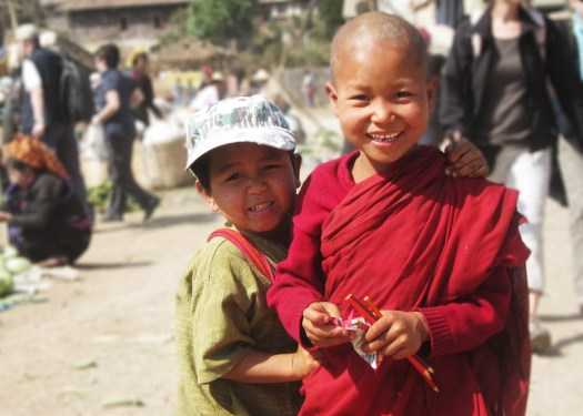 The People of Burma in Pictures