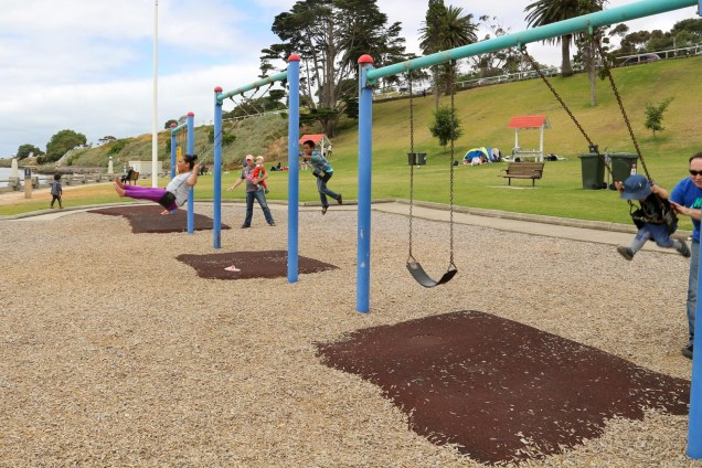 Eastern Beach Playground, Geelong-26