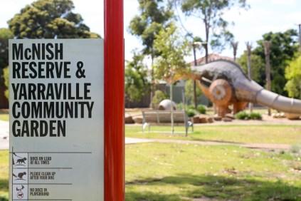 McNish Reserve, Dinosaur Park, Yarraville-13
