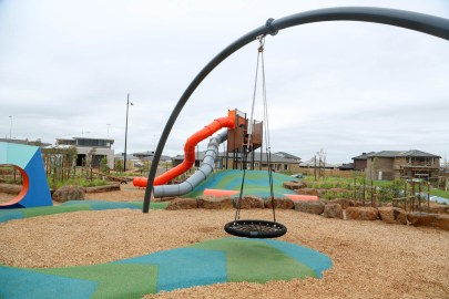 Pioneer Drive Playground, Woodlea-8