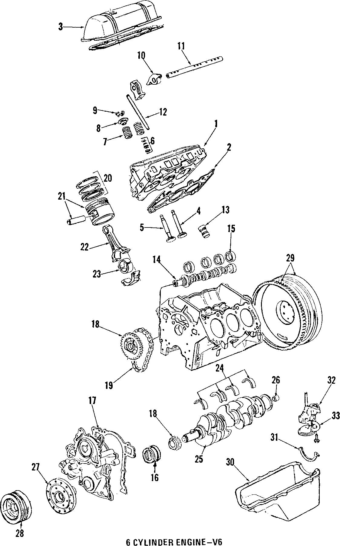 Chevrolet Camaro Engine Valve Spring Retainer Keeper