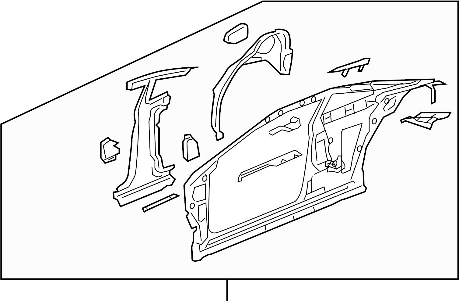 Pontiac G6 Uniside Coupe