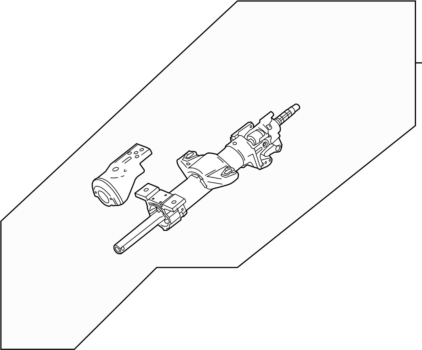 Gmc Sierra Hd Steering Column